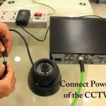 How To Connect Cctv Camera's To The Monitor Using Dvr   Youtube   Wiring Diagram To Connect Usb To Security Camera