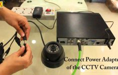 How To Connect Cctv Camera's To The Monitor Using Dvr – Youtube – Wiring Diagram To Connect Usb To Security Camera