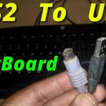 How To Convert Keyboard Ps2 To Usb (100% Working) [2018]   Youtube   Ps2 5Wire Keyboard To Usb Wiring Diagram