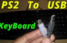 How To Convert Keyboard Ps2 To Usb (100% Working) [2018] – Youtube – Wiring Diagram To Change A 6-Pin Keyboard Cable To A Usb