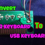 How To Convert Ps2 Keyboard To Usb Keyboard..[Ps2 To Usb]..simple   Usb Keyboard Wiring Diagram