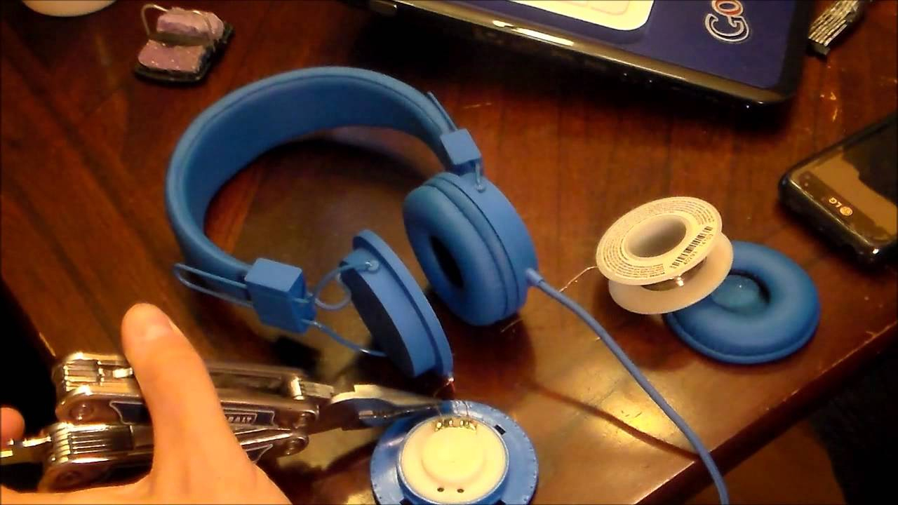 How To Fix Headsets And Headphones Review - Youtube - Logitech Digital Usb Headphone Wiring Diagram