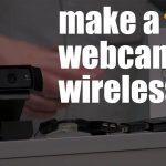 How To Make A Logitech Webcam Wireless   Youtube   Logitech Webcam Usb Cable Wiring Diagram