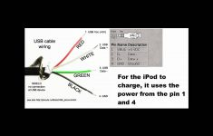Mini Usb Charging Cable Wiring Diagram