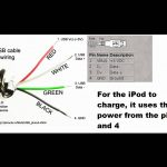 How To: Make An Adapter To Charge Apple Products With In Compitable   Mini Usb Wiring Diagram Color Code