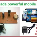 How To Make Mobile Charger At Home   Homemade Cell Phone Charger   Non Usb 12 Volt Phone Charger Wiring Diagram
