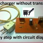 How To Make Mobile Charger Without Transformer   Cheapest Cell Phone   Non Usb 12 Volt Phone Charger Wiring Diagram