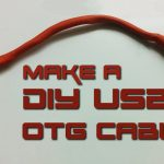 "How To Make Usb Otg ""on The Go"" Cable   Youtube   Usb Female To Female Color Coupler Wiring Diagram"