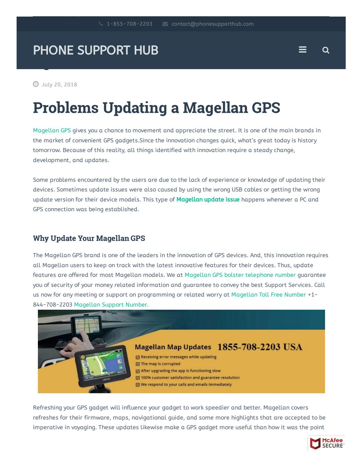 How To Overcome With Magellan Gps Update Problemsanne Smith - Issuu - Magellan Gps Usb Wiring Diagram