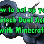 How To Set Up Your Logitech F310/dual Action Gamepad With Minecraft   Logitech Controller F310 Usb Wiring Diagram