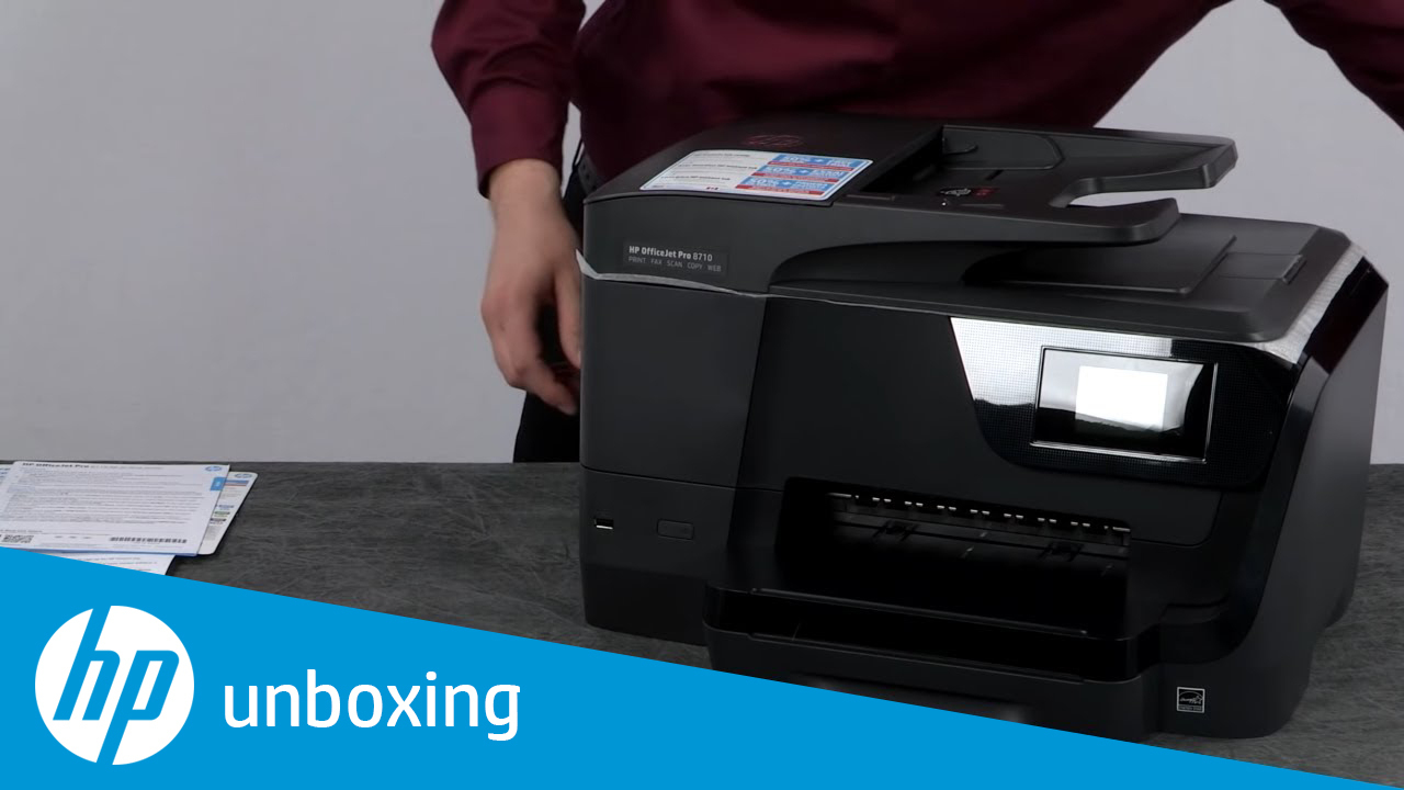 How To Setup, Print, Scan Or Fax On Your Hp Printer - Hp Officejet 3830 Setup Wiring Diagram Usb To Router