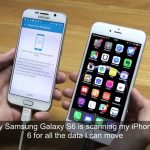How To Transfer Data From Old Iphone 6 To Your New Galaxy S6 Using   Trandwr Data From Samsung With Usb Cable Wiring Diagram