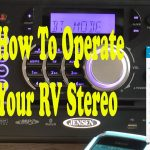 How To Use Your Rv Stereo Jensen Awm968   Youtube   Jensen Fm/am Radio Stereo Dvd Usb Awm965 Aux Rv Camper Motorhome Trailer Wiring Diagram