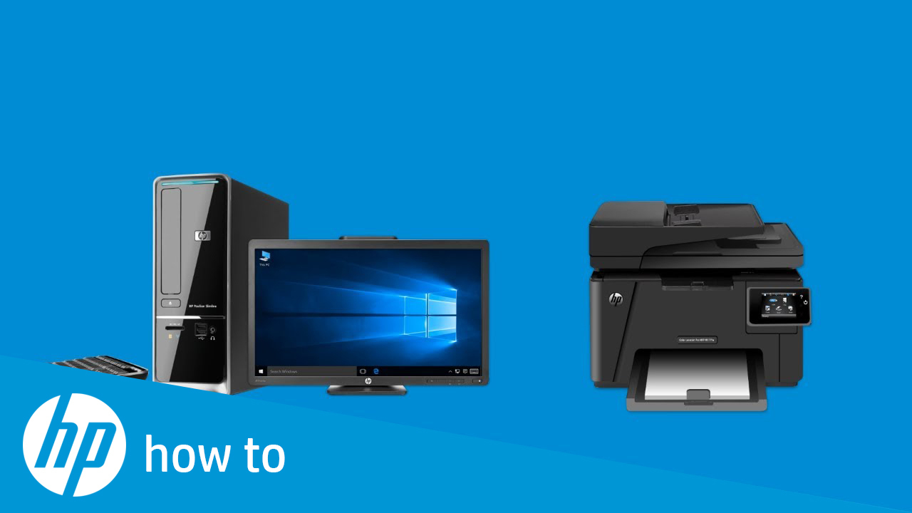 Hp Printers - Installing And Using The Windows Built-In Print Driver - Hp Officejet 3830 Setup Wiring Diagram Usb To Router