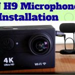 Installing 3.5Mm Plug And Play Microphone Jack In Eken H9 Action   4K Action Camera Micro Usb Wiring Diagram