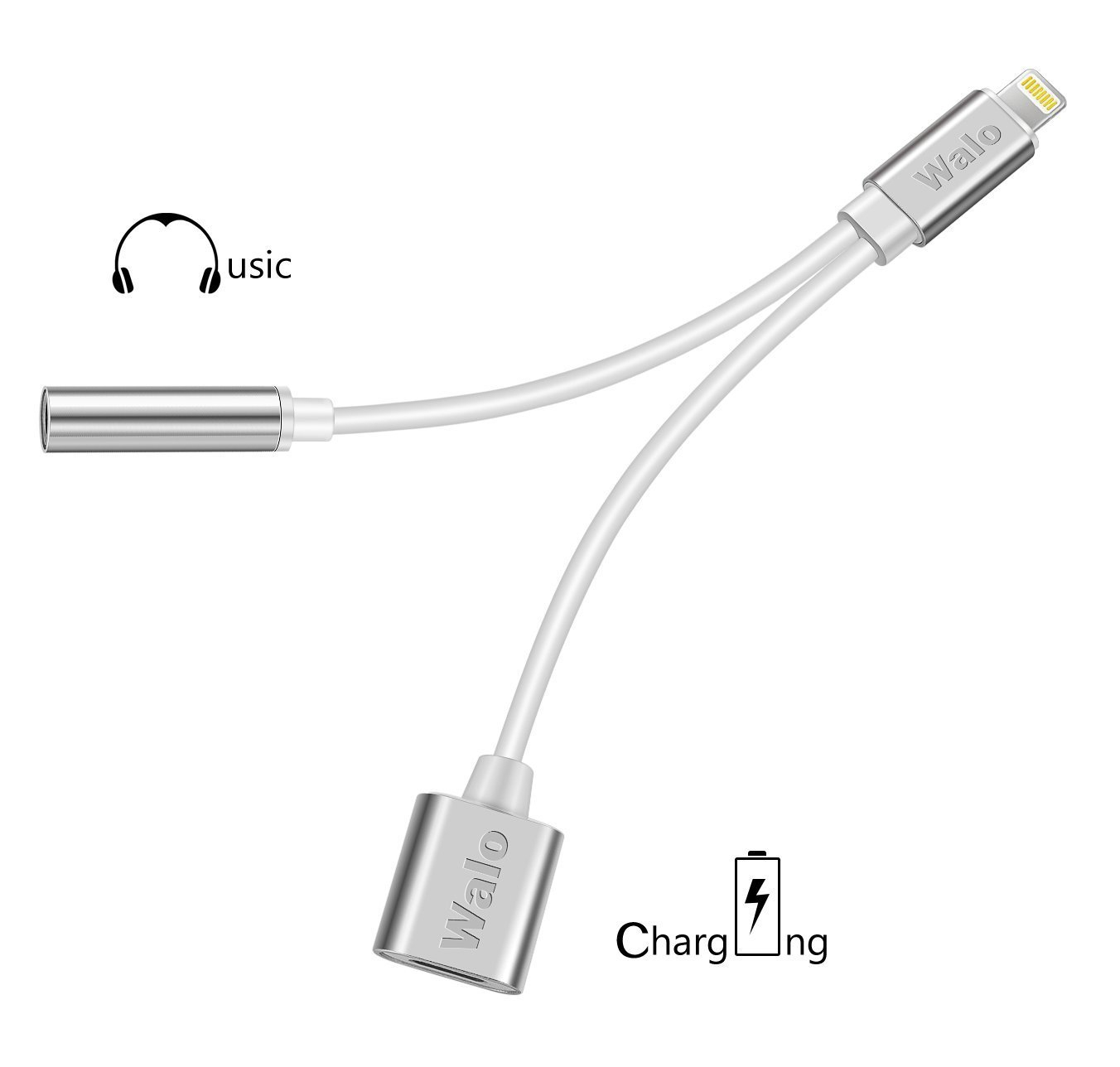 Iphone 7 Series Lightning Audio + Charging Adaptor $10 / Boing Boing - Iphone Lightning Cable Usb Wiring Diagram