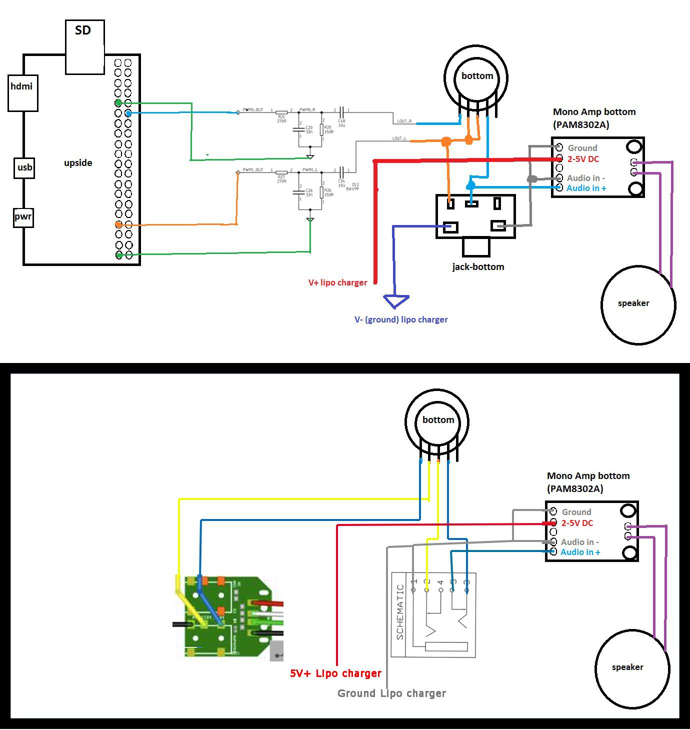 Usb Mini Wiring Diagram