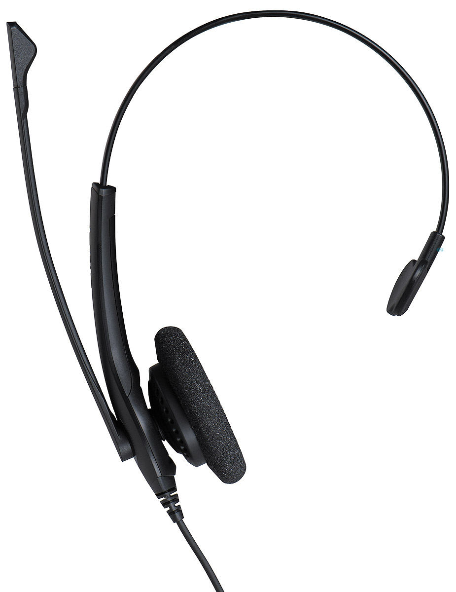Jabra Biz 1500 Usb Mono Headset 1553-0159 - Jabra Usb Headphone Wiring Diagram