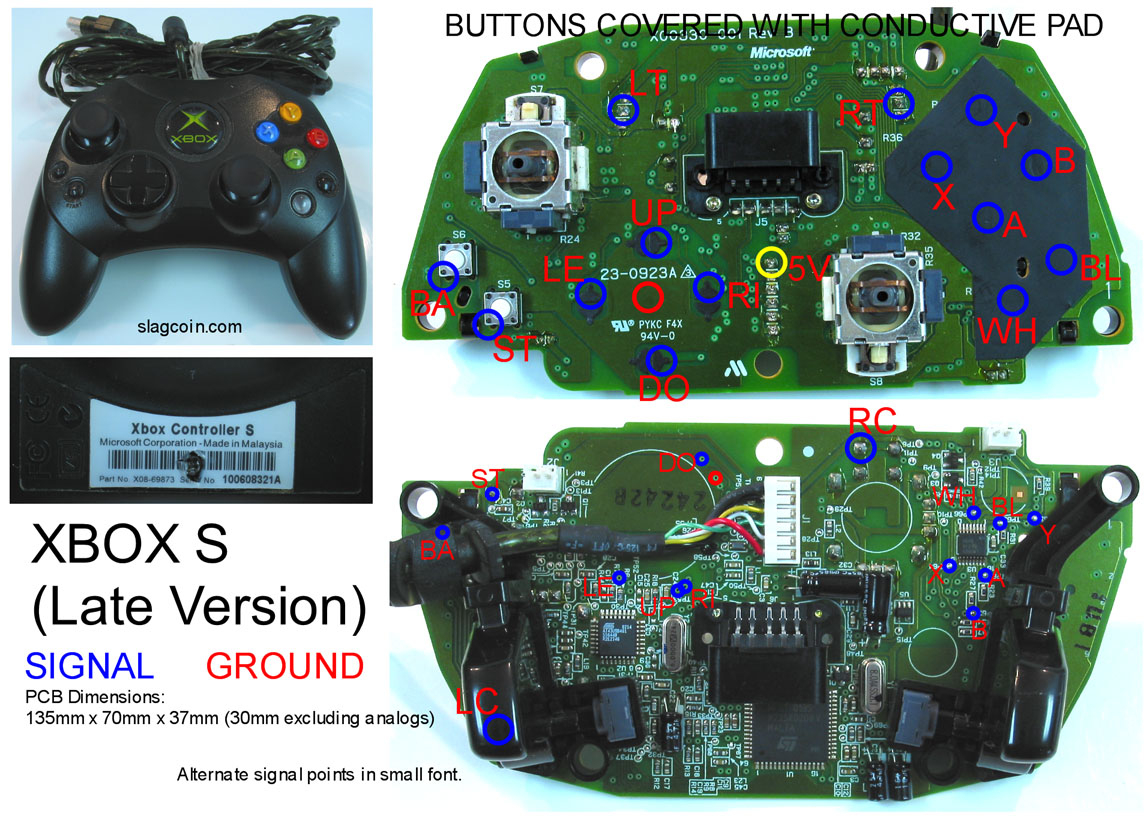 Joystick Wiring Diagrams Serial S | Wiring Diagram - Usb Joystick Wiring Diagram