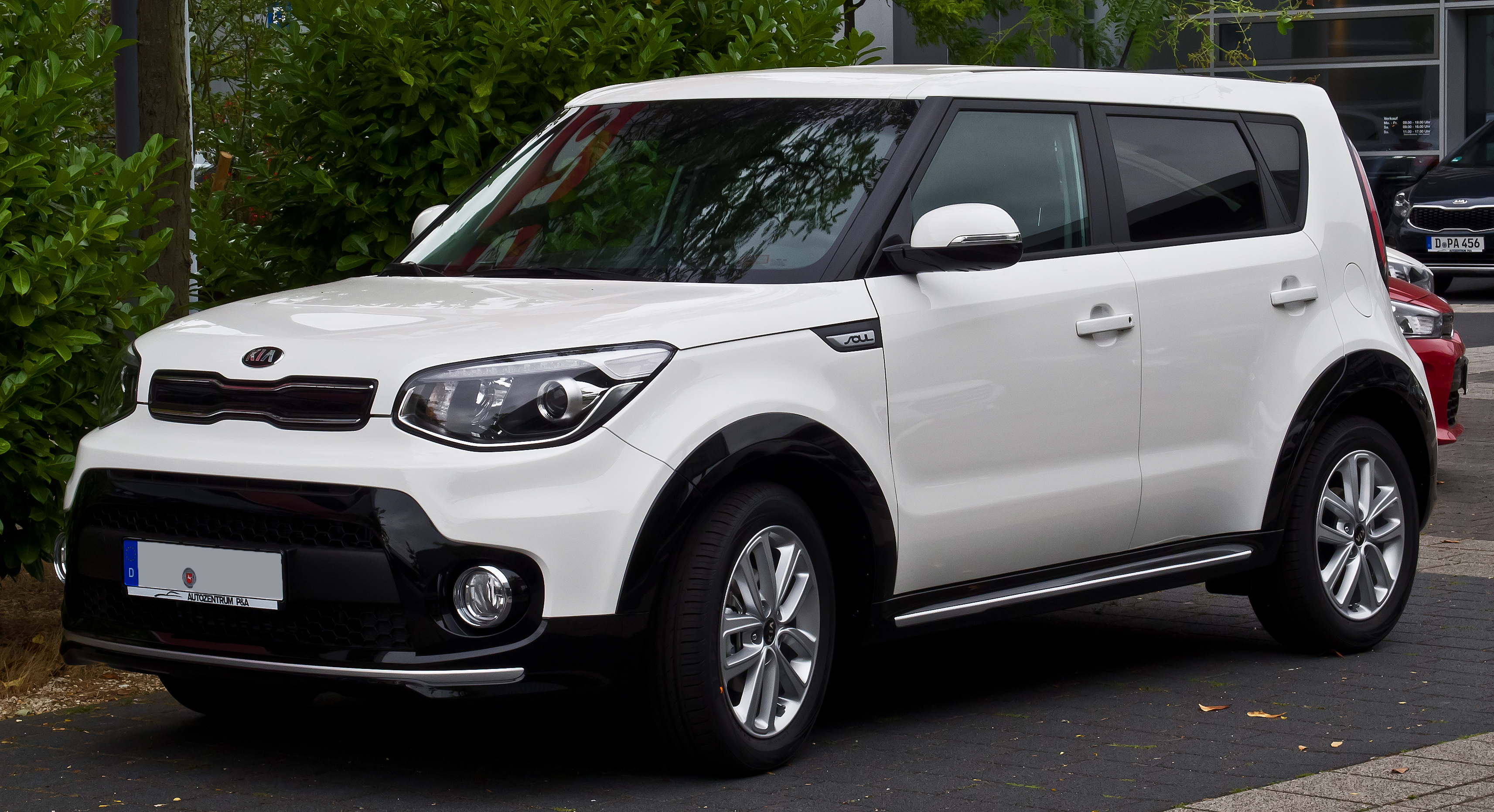 Kia Soul - Wikipedia - 2016 Kia Soul Usb Port Wiring Diagram