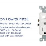 Leviton Presents: How To Install A Combination Device With A Single   Usb Charger Single Pole Switch Wiring Diagram