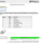 Lightning Connector Wiring Diagram   Great Installation Of Wiring   Lightning Usb 5 Pins Wiring Diagram