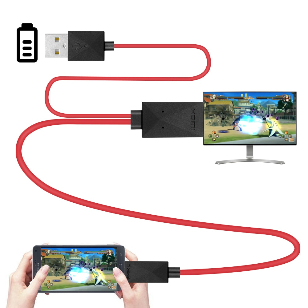 Micro Usb Hdmi Samsung Galaxy S4 / Micro Usb Samsung - Usb To Hdmi Cable Wiring Diagram