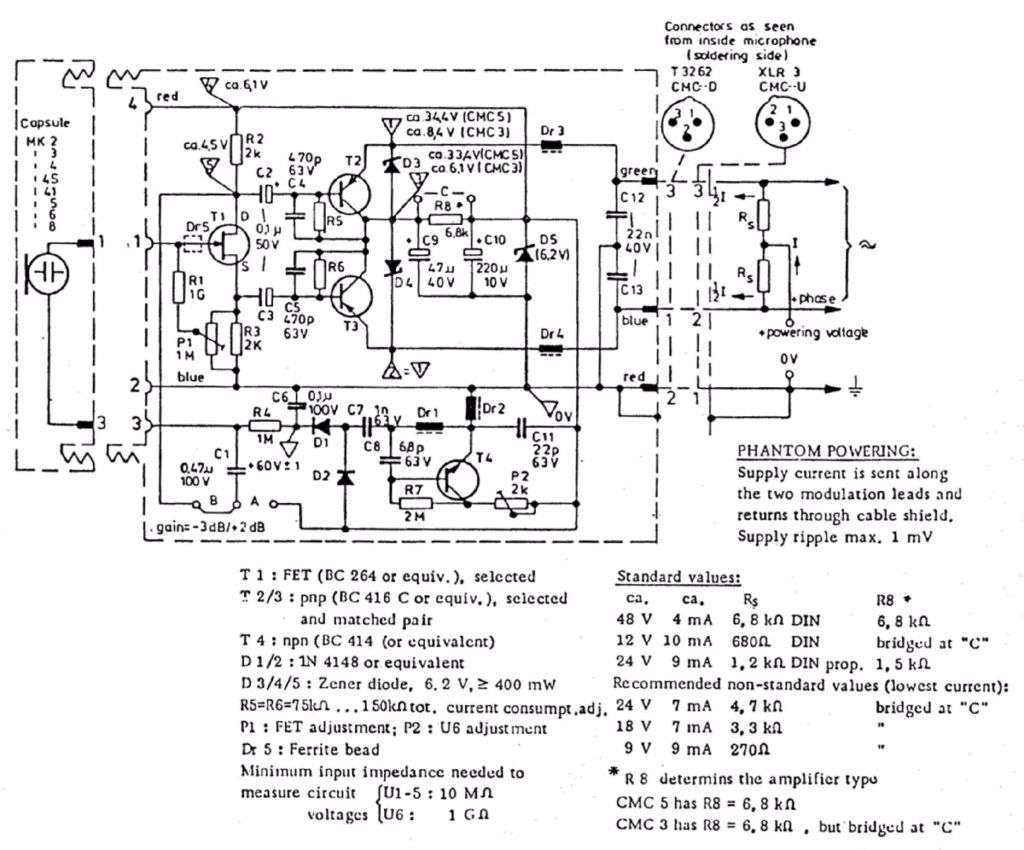 Modify A Cheap Ldc Condenser Microphone: 7 Steps (With Pictures) - Electret Microphone Wiring To Usb Diagram