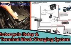 Motorcycle Usb Charger Terminal Block/relaytheory & Setup (Rainproof – Usb Cord Wiring Diagram