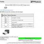 Motorola Razr, Rizr, Z8 Mini Usb Charger Pinout Diagram   Mini Usb To Micro Usb Wiring Diagram