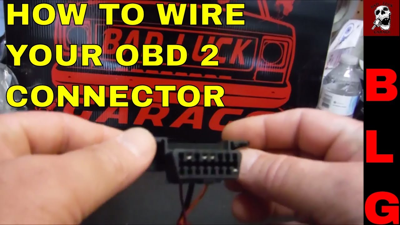 Obd Connector Wiring Diagram | Manual E-Books - Vw Obd2 Dlc To Usb Wiring Diagram