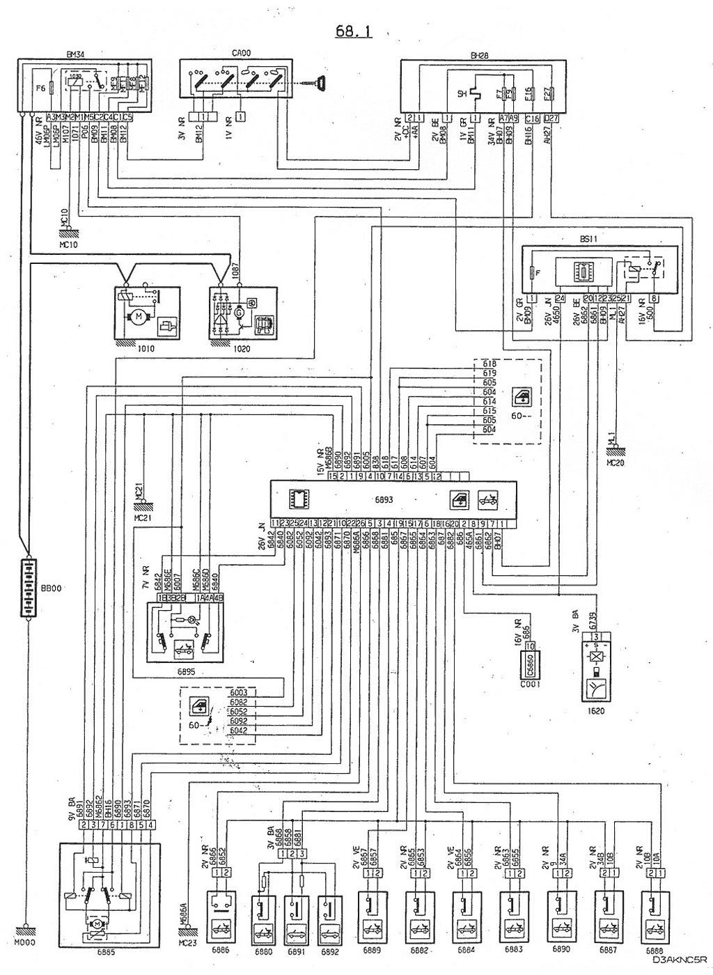 Peugeot Xps 50 Wiring Diagram - Wiring Diagram Sm-T350 To Usb Hstdwire