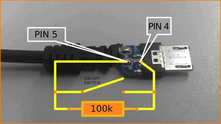 Micro Usb Charger Wiring Diagram