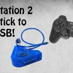 Playstation 2 Joystick To Usb | Dualshock 2 To Usb | Use A   Ps2 Controller To Ps3 Usb Wiring Diagram Without Adapter
