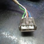 Stupendous Free New Ps2 Plug For The Keyboard Just Have To Wire It Together Wiring 101 Capemaxxcnl