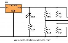 Portable Usb Charger Circuit – Build Electronic Circuits – 5 Pin Mini Usb Charger Wiring Diagram
