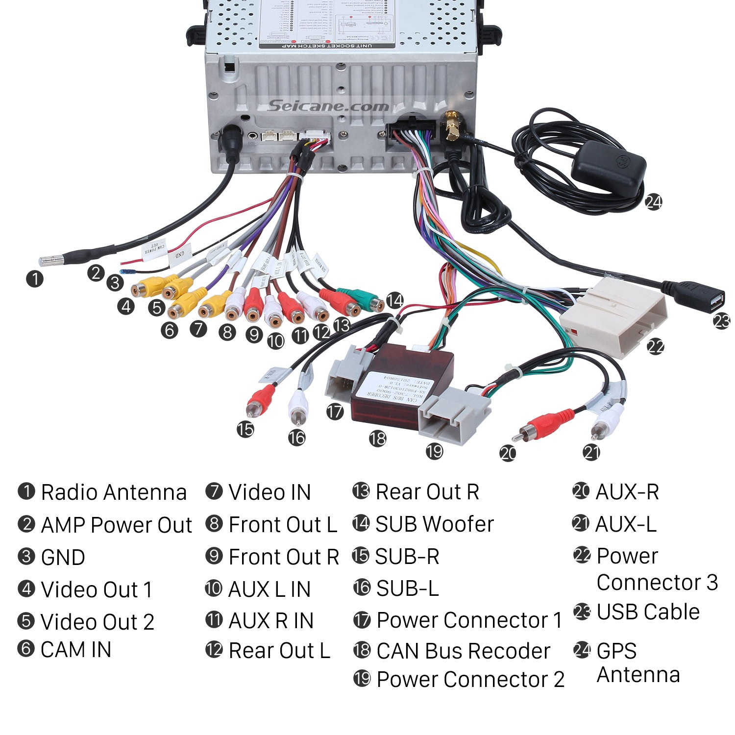 2015 Mustang Usb Wiring Diagram