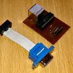 Ps/2 Mouse To Amiga Db9 Adapter | 16Bit Dust – Db9 To Usb Wiring Diagram