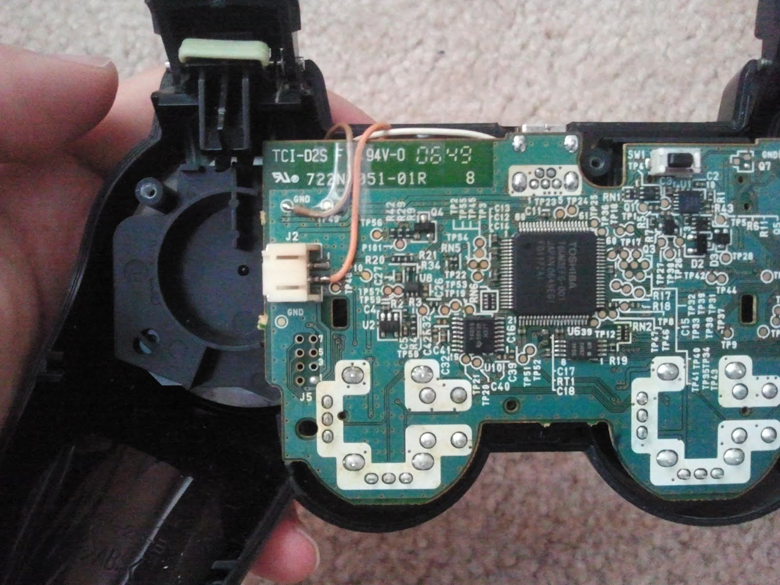 Ps3 Mini Usb Wiring Diagram