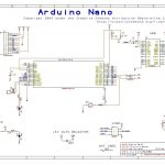 Reference Design Of Arduino Nano 3.0   Arduino Nano Wiring Diagram To Usb