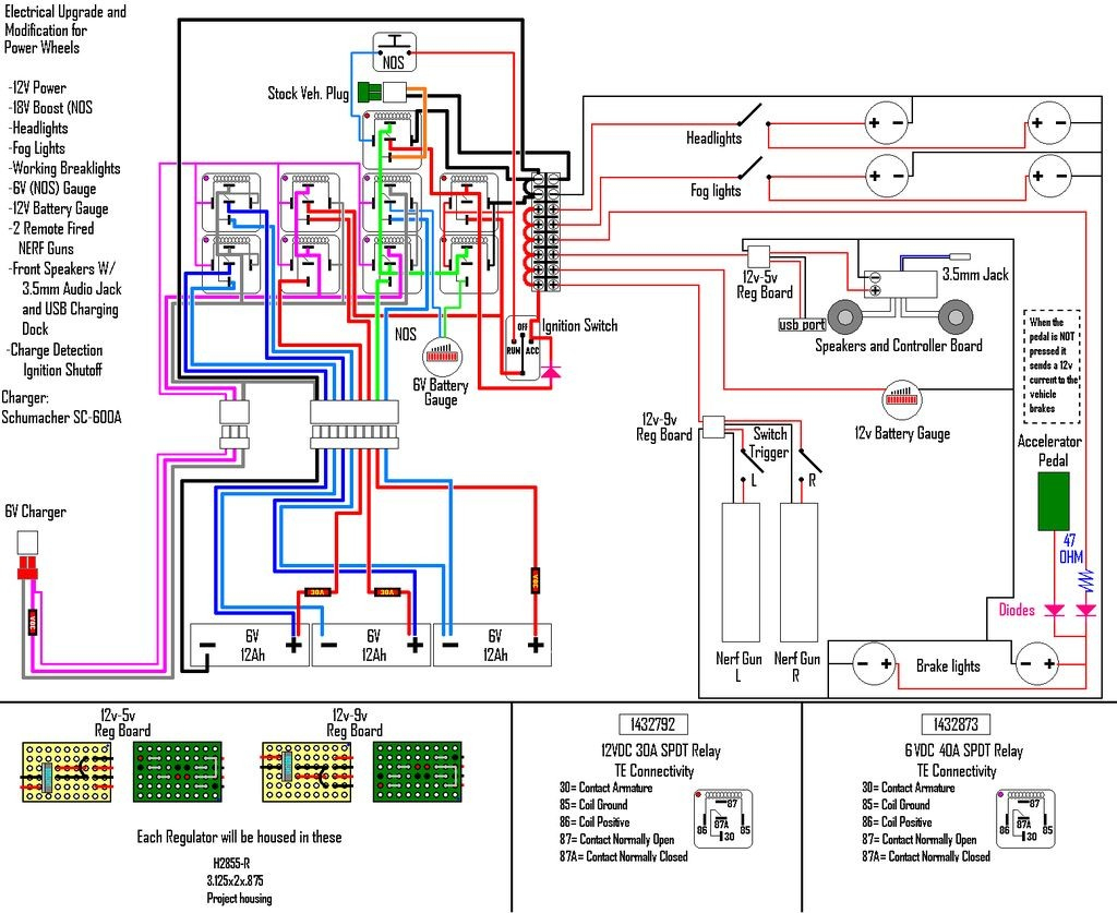 Relay Positive Ground Wiring Diagram - All Wiring Diagram - Usb Wiring Diagram Positive