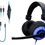 Rosewill Nebula Gx10 Gaming Headset With Microphone For Pc / Ps4   Wiring Diagram Of Rosewill Usb Headset