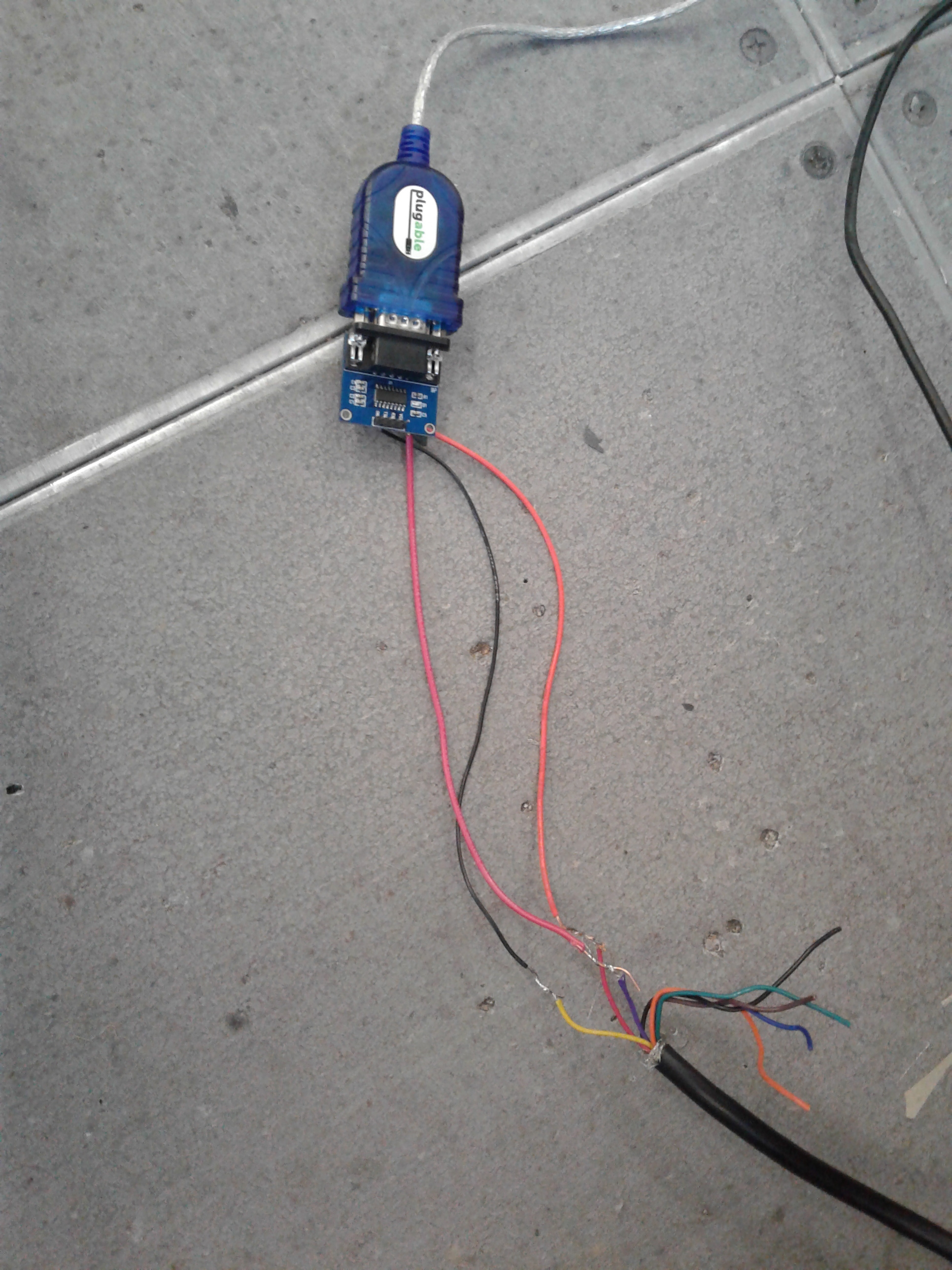 Rs232 Converter Only Works When I Cross The Wires - Hardware - Particle - Usb Rs232 Cable Wiring Diagram