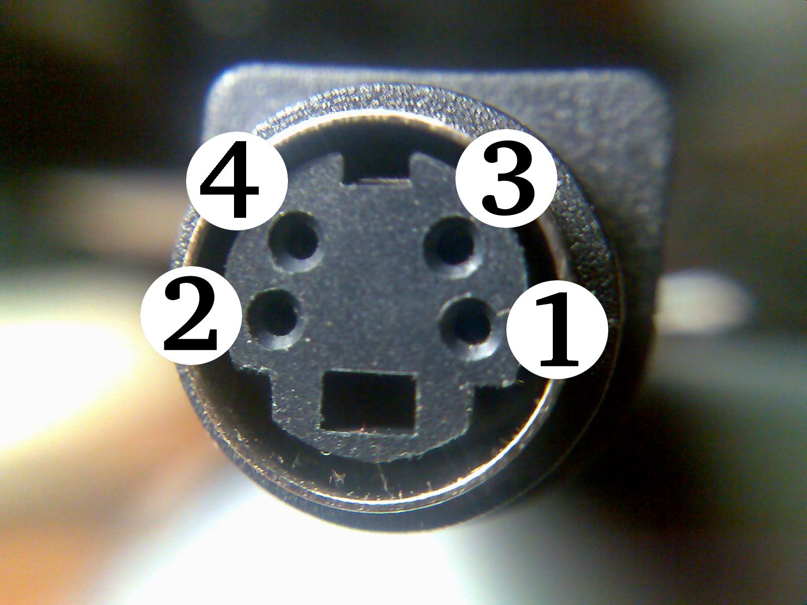 Usb Female Connector Wiring Diagram
