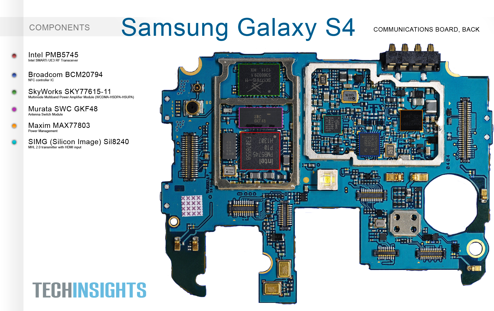 Samsung Galaxy S4 Teardown - Galaxy S5 Usb Wiring Diagram