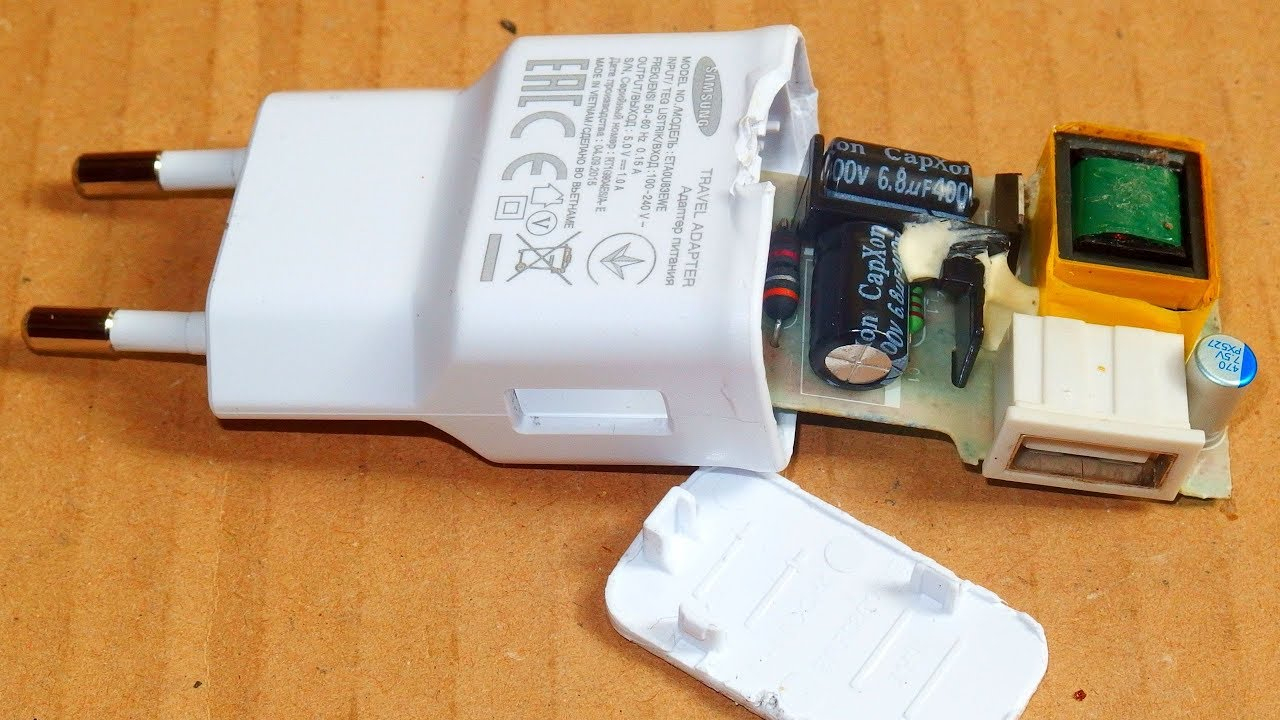 Samsung Usb Charger Failure And Repair - Youtube - Wiring Diagram Fix Micro Usb Charger Android