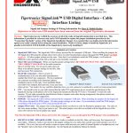Signalink Usb Wiring Diagram | Wiring Library   Usb Signalink Rj45 Wiring Diagram