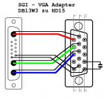 Standard Vga Wiring Diagram | Manual E Books   Vga To Male. Usb Cable Wiring Diagram