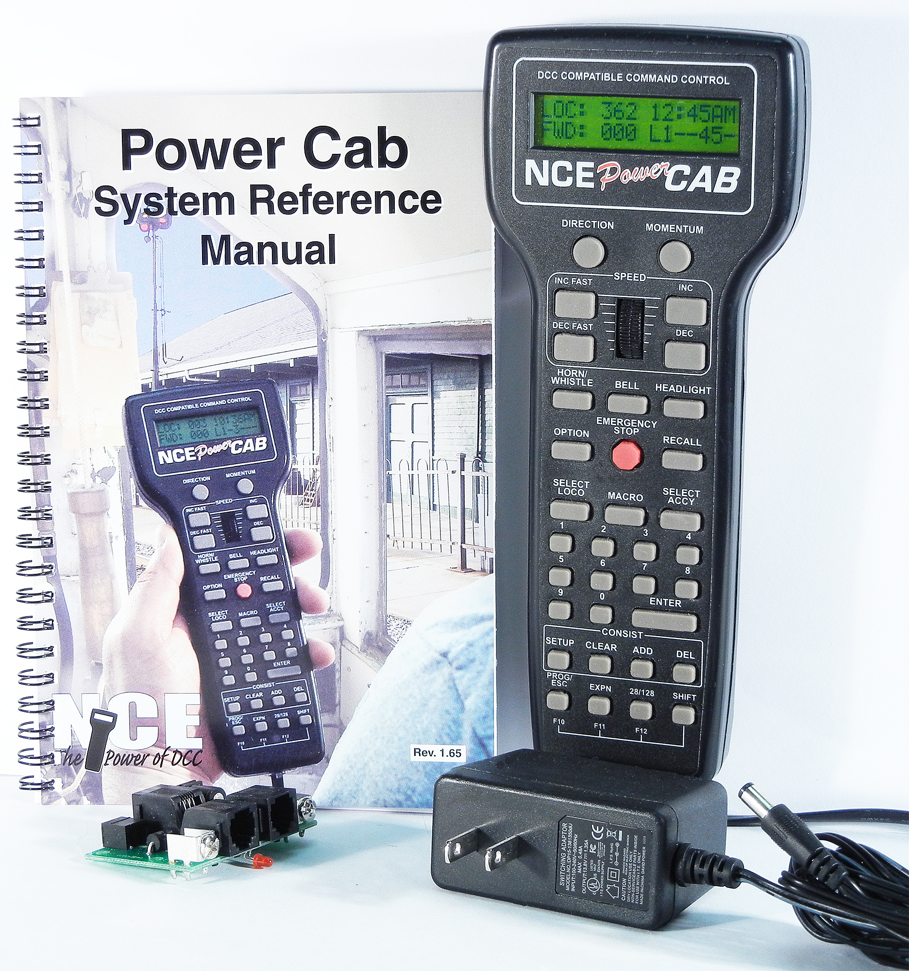 Step 1 - The Power Cab – Welcome To The Nce Information Station - Nce Power Cab Usb Wiring Diagram