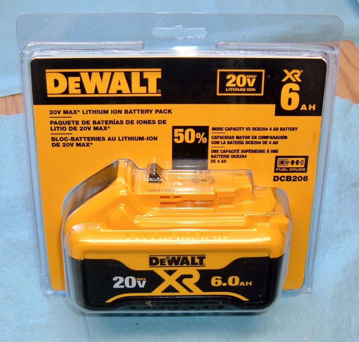 Syonyk's Project Blog: Dewalt 20V Max 6.0Ah Pack Teardown & Analysis - Black And Decker 20V Usb Pack Wiring Diagram